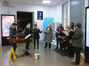 Lewisham - Bellingham Gospel Choir (12.12.2017) 1
